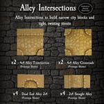 RPG Item: Alley Intersections Pack