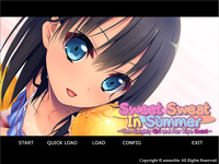 Video Game: Sweet Sweat in Summer: The Naughty Girl and Her Ripe Scent