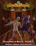 RPG Item: Hacklopedia of Beasts Volume V: Meenlock to Nefarain: Other, Soul Larva