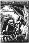Issue: Anonima Gidierre (Numero 25 - Gennaio/Febbraio 2000)