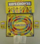 Board Game: The New Kid's Choices Board Game