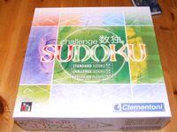 Board Game: Challenge Sudoku