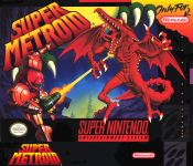 Video Game: Super Metroid