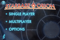 Video Game: Starbase Orion