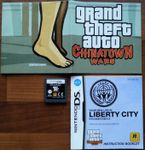 Video Game: Grand Theft Auto: Chinatown Wars
