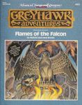 RPG Item: WGA3: Flames of the Falcon