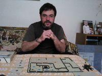 Board Game: Bauhaus
