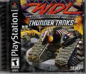 Video Game: World Destruction League (WDL):  Thunder Tanks