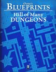 RPG Item: 0one's Blueprints: Hill of Many Dungeons