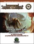 RPG Item: DCC #061: Citadel of the Corruptor