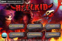 Video Game: Hellkid: Hook & Jump