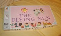 Board Game: The Flying Nun Game
