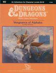 RPG Item: M2: Vengeance of Alphaks