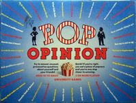 Board Game: Pop Opinion
