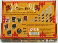 Board Game: King's Kilt