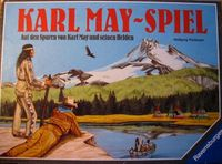 Board Game: Karl May-Spiel
