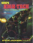 RPG Item: GURPS High-Tech (Second Edition)