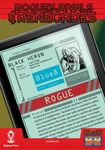 RPG Item: Rogues, Rivals & Renegades: Black Heron