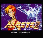 Video Game: Aleste 2