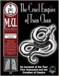 RPG Item: The Cruel Empire of Tsan Chan