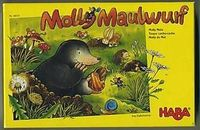 Board Game: Molly Maulwurf