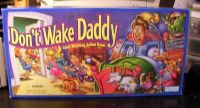 Board Game: Don't Wake Daddy