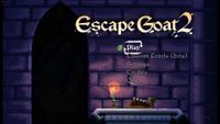 Video Game: Escape Goat 2