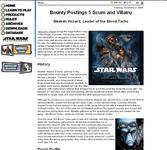 RPG Item: Bounty Postings 5: Meekah Hozard, Leader of the Blood Tachs