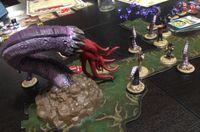 Board Game: Shadows of Brimstone: Burrower XXL Enemy