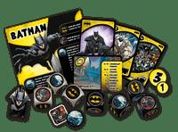 Board Game: Justice League: Hero Dice – Batman