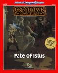 RPG Item: WG8: Fate of Istus