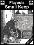RPG Item: Playouts: Small Keep