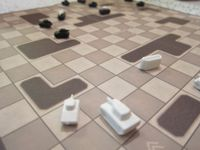 Board Game: Tank Chess