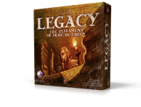 Board Game: Legacy: The Testament of Duke de Crecy