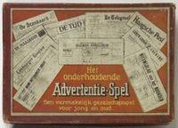 Board Game: Advertentiespel