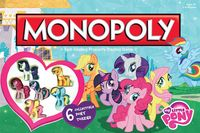 Board Game: Monopoly: My Little Pony