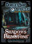 Board Game: Shadows of Brimstone: Derelict Ship Artifacts Game Supplement