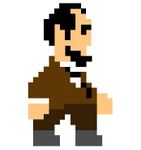 Board Game: Pixel Lincoln
