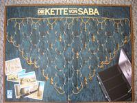 Board Game: Die Kette von Saba