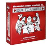 Board Game: Doctor Wars: The Hospital Card Game
