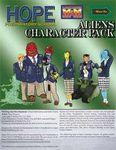 RPG Item: HPS Aliens Character Pack (M&M 3E)