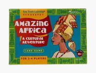 Board Game: Amazing Africa: A Cultural Adventure