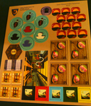 Board Game: Mayfair Game Variants & Mini-Expansions Set #1