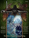 RPG Item: The Echoes of Heaven Campaign Setting (HARP)