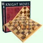 Board Game: Knight Moves