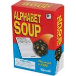 Board Game: Alphabet Soup