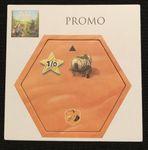 Board Game: Dice Settlers: Teotihuacan Promo