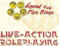 RPG: Legend of the Five Rings Live-Action Roleplaying