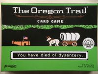 Board Game: The Oregon Trail Card Game