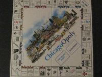 Board Game: ChicagoOpoly